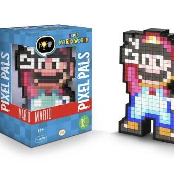 #20 Super Mario World – Mario 020 Die gesamte Pixel Pals Collection