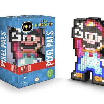 #20 Super Mario World – Mario 020 Die gesamte Pixel Pals Collection