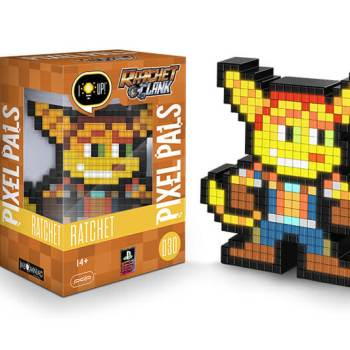 #30 Ratchet & Clank – Ratchet 030 Die gesamte Pixel Pals Collection
