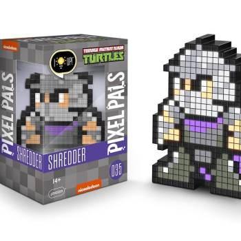 #35 Teenage Mutant Ninja Turtles – Shredder 035 Die gesamte Pixel Pals Collection