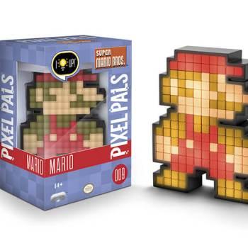 #9 Super Mario Bros. – Mario – 8Bit 009 Die gesamte Pixel Pals Collection
