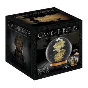 Game of Thrones 3D Puzzle Geschenk für GOT Fans Mini Version