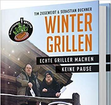 Grillen im Winter Buch für Männer zu Weihnachten - Rezepte zum Weihnachtsgrillen - Grillen zur Weihnachtszeit