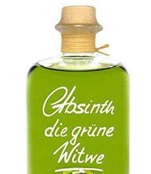 Absinth als Geschenk - Absinth verschenken - bestes Absinth - Alkohol an Männer verschenken - Die Grüne Witwe