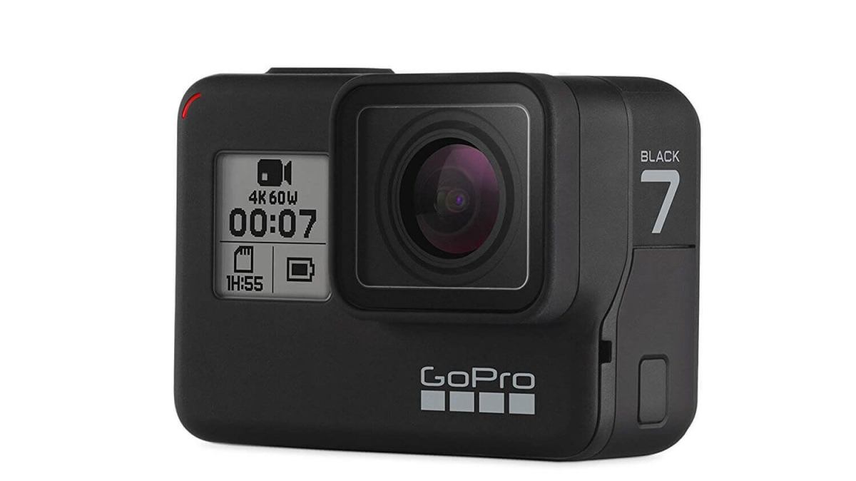 GoPro Hero7 Livestreaming Stabilisierung - Beste Actioncam - Neuste Actionkamera - GoPro Hero 7 Session