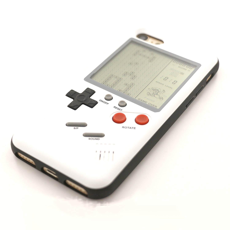 Game Boy Handyhülle Handy einfach umdrehen Nintendo Game Boy spielen 3
