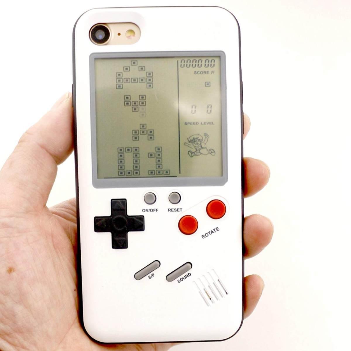 Game Boy Handyhülle Handy einfach umdrehen Nintendo Game Boy spielen 4