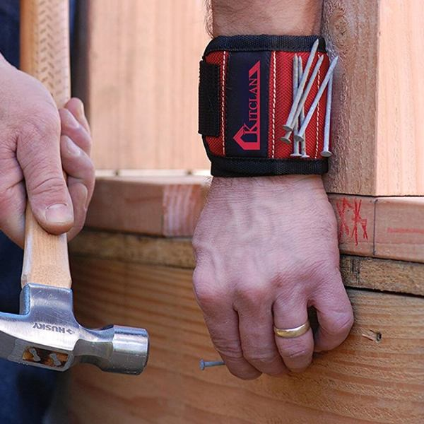 20 ausgefallene und praktische Werkzeuge, die du garantiert noch nicht kanntest magnetisches Armband 2