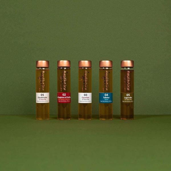 Whiskys zum Probieren im Set exklusiven Whisky-Sets für Kenner Schottland 3