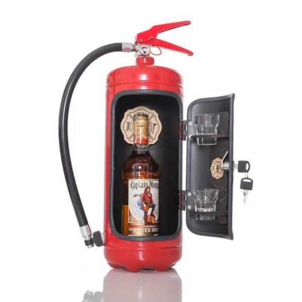 Feuerlöscher Minibar - Das Alkoholversteck perfektes Männergeschenk fürs Man Cave