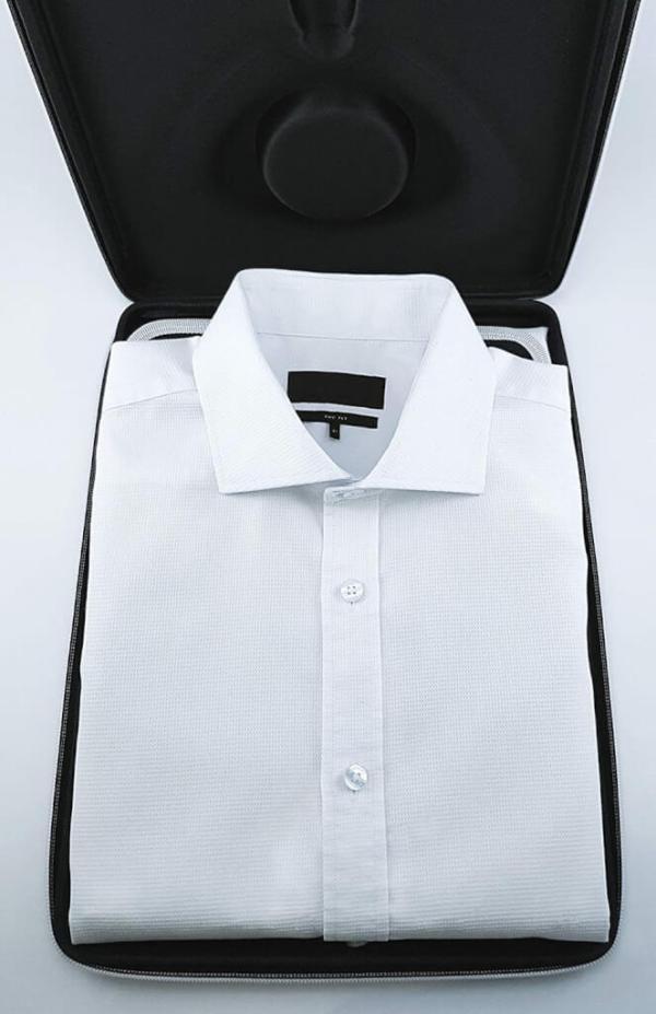 Hemdtasche für knitterfreie Hemden für Geschäftsresien 3
