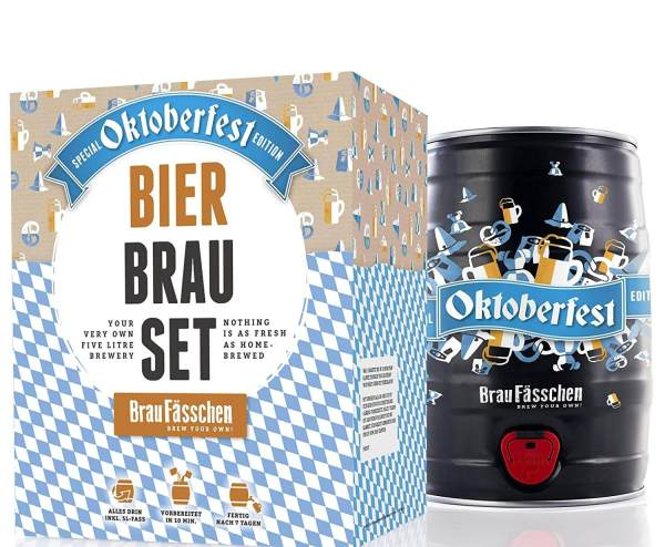 Oktoberfestbier selber brauen - Werde zum Bierpreneaure 2