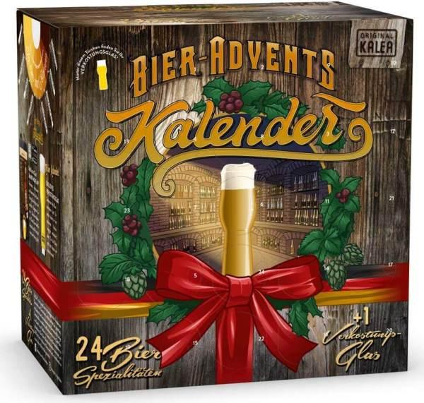 27 Deutsche Bierspezialitäten Adventskalender für den Mann - Bier aus ganz Deutschland als Adventskalender - Biere aus kleinen Privatbrauereien