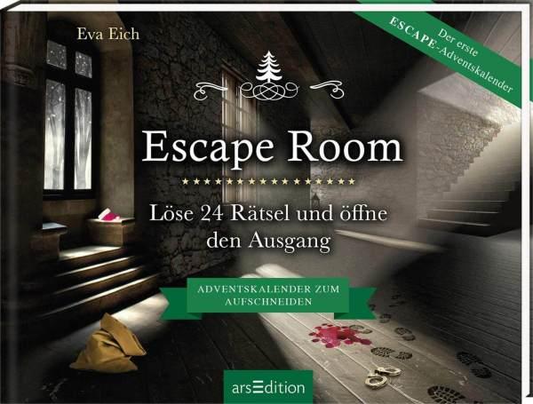 29 Escape Room Adventskalender - besondere Adventskalender für Männer - Adventskalender ohne Schokolade