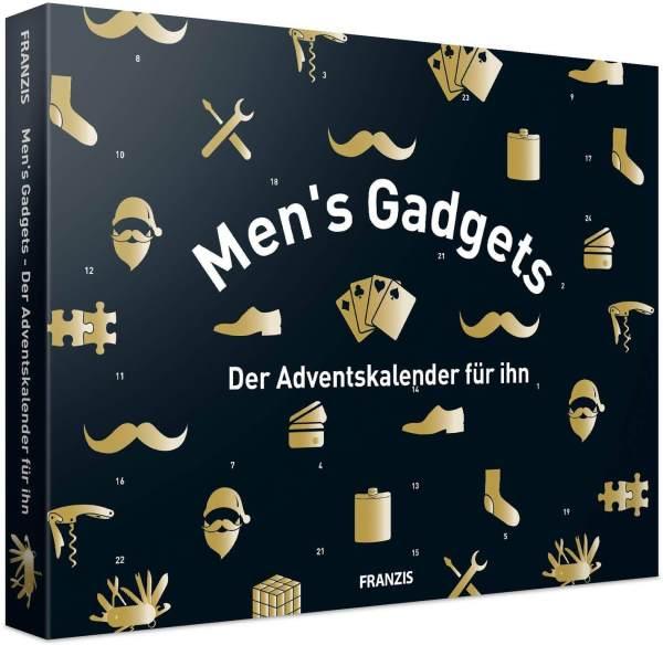 33 Gadgets Adventskalender für Männder - besondere Adventskalender ohne Schokolade - kreative Adventskalender für den Mann