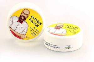Pflegemittel für Glatzen
