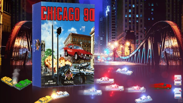 """""""Chicago 90"""" from Microïds"""
