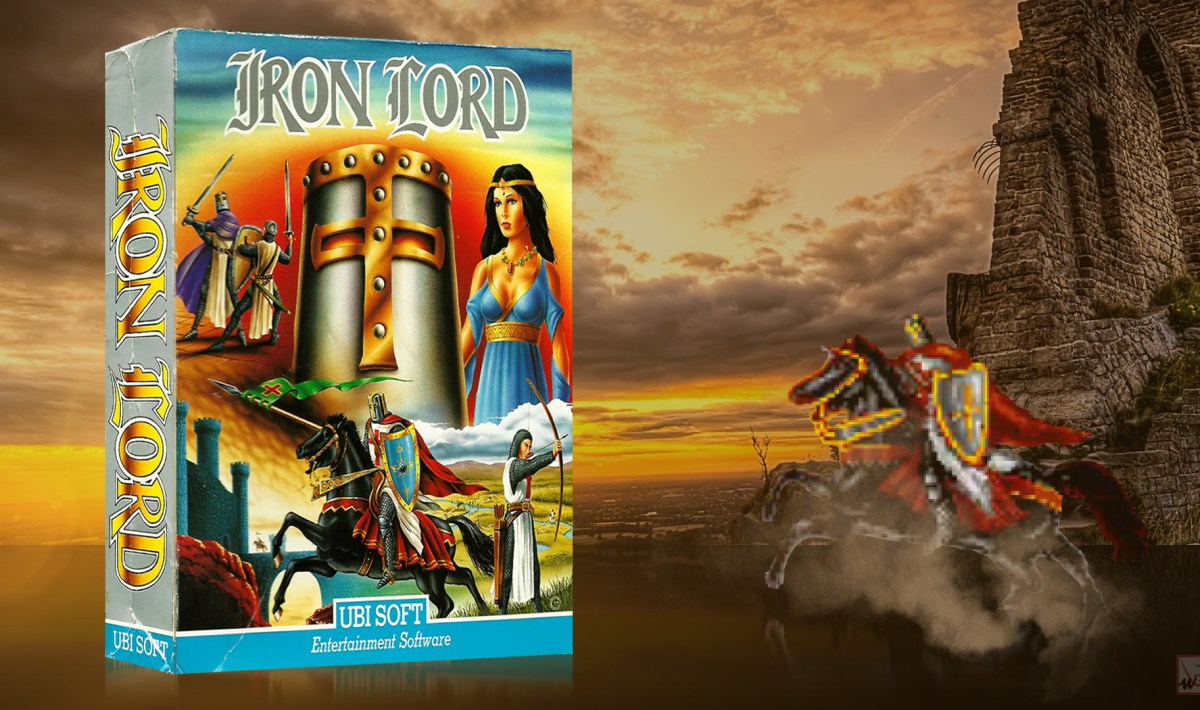"""""""Iron Lord"""" from Ubi Soft"""