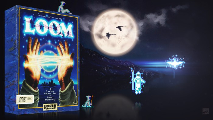 """""""Loom"""" from Lucasfilm Games"""