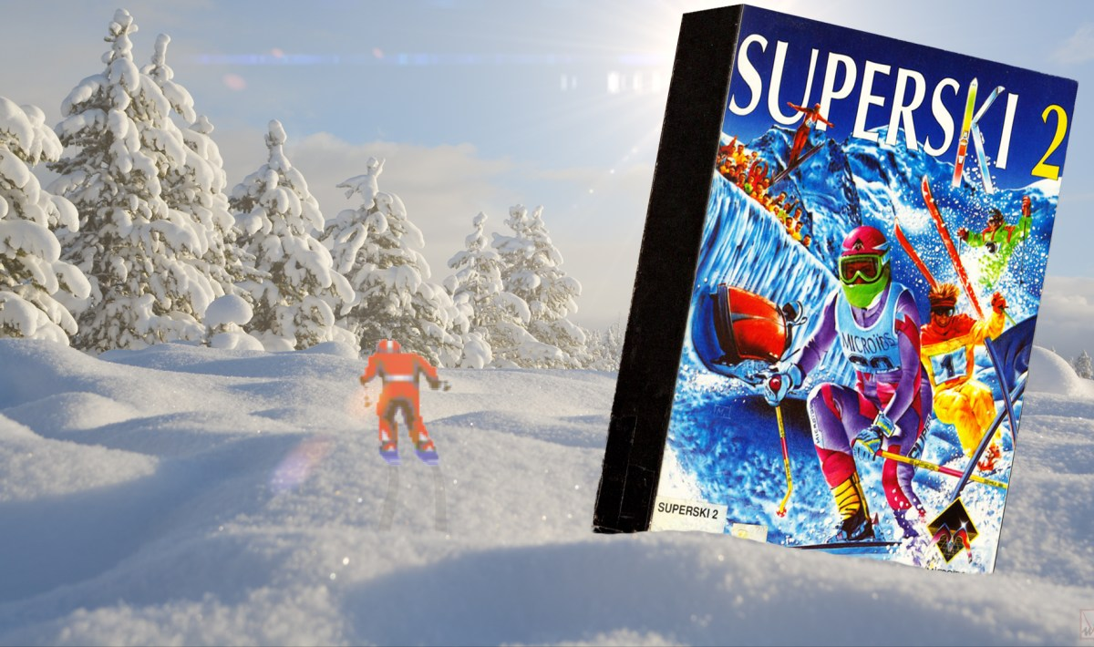 """Superski 2"" from Microids"