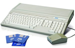 Background Atari ST