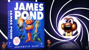 """James Pond"" from Vectordean"