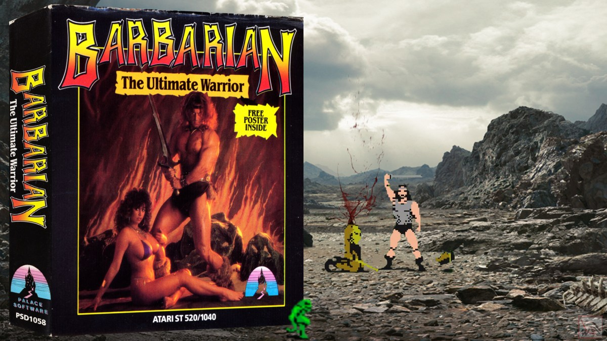 """""""Barbarian"""" from Palace Software"""