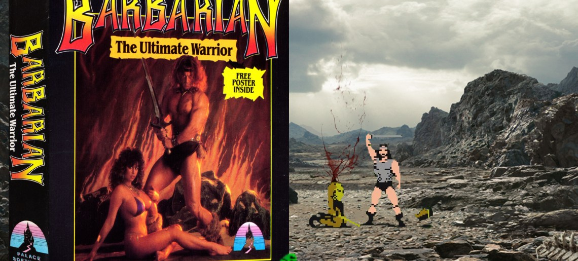 """Barbarian – The Ultimate Warrior"" from Palace Software"