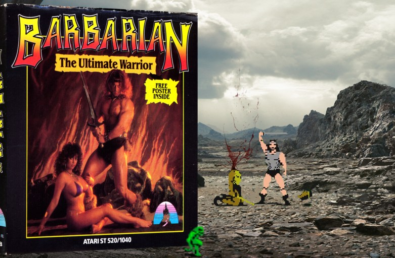 """Barbarian"" from Palace Software"