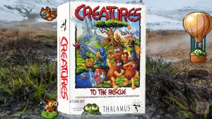 """Creatures"" from Thalamus"