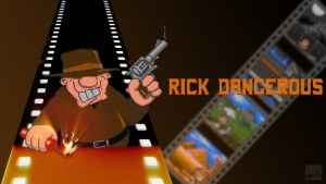 """Rick Dangerous"" from Core Design"
