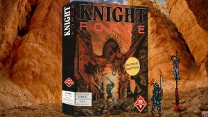 """""""Knight Force"""" from Titus"""