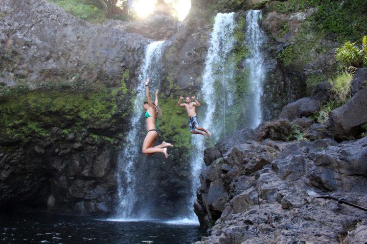 Akaka Falls Wallpaper Hawaii Tours Big Island Volcano Adventure Hawaii Volcano