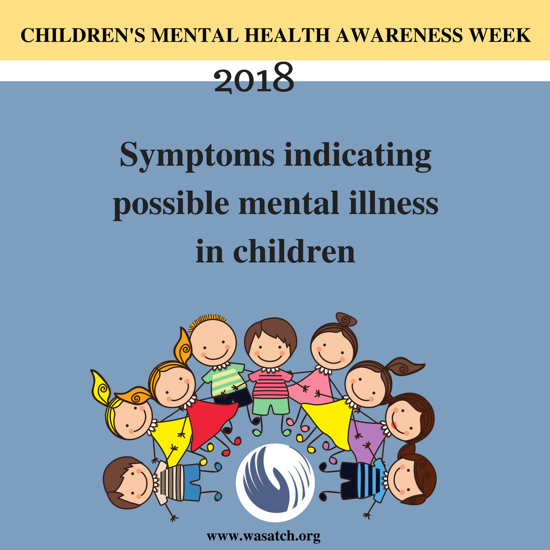 What Are The Symptoms Of Mental Illness In Children