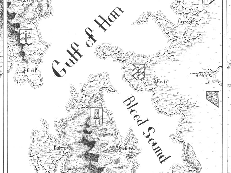 Your Sellsword Summer Mapping Contest Winners