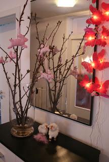 Osterdeko 2008 | DIY Osterhasen | selber nähen | waseigenes.com