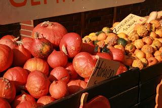 Kommt der liebe Herbst ins Land | Herbstanfang 2014 | waseigenes.com Kürbisse