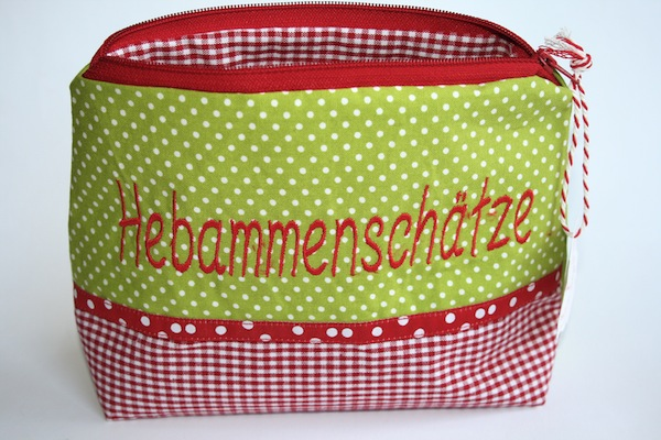 Täschchen: Hebammenschätze   waseigenes.com