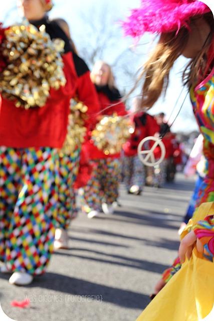 Karneval 2011 | waseigenes.com | Das letzte Bonbon