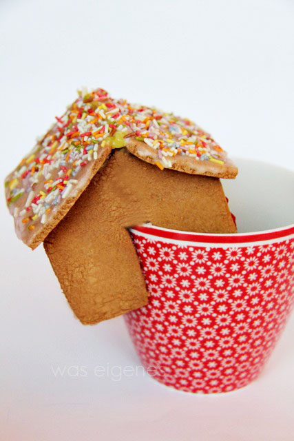 Gingerbread House | Rezept | recipe | was eigenes Blog