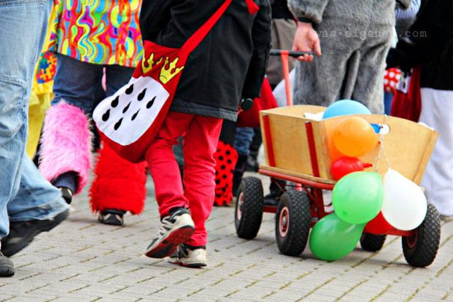 Das letzte Bonbon | Karneval 2012 | waseigenes.com