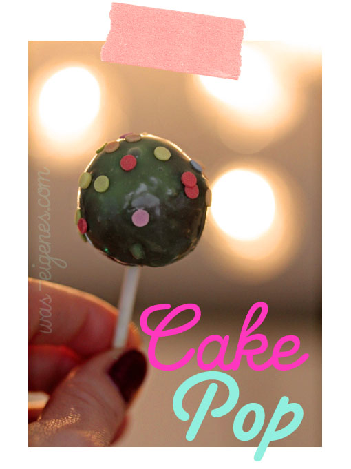 Cake Pops   waseigenes.com Blog