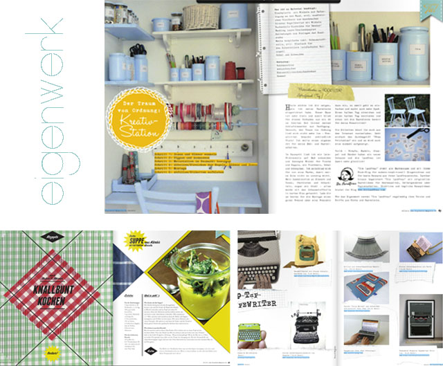 Eigenwerk Magazin  waseigenes.com