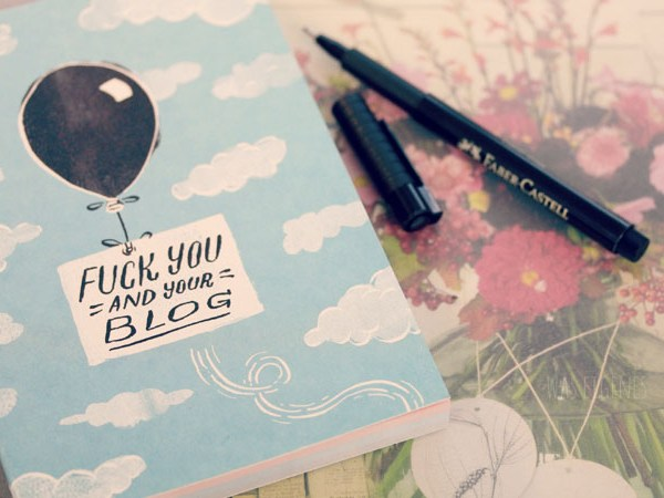Fuck you and your blog | about me Seite | Bloggertipps | waseigenes.com