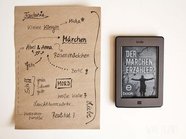 Buchtipp: Der Märchenerzähler von Antonia Michaelis | waseigenes.com