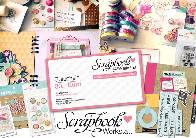 Lovely Sponsor Giveaway   waseigenes.com   Scrapbook Werkstatt