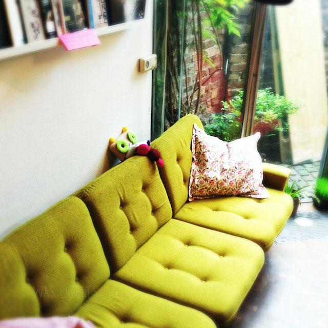 hipstamatic waseigenes grüne couch