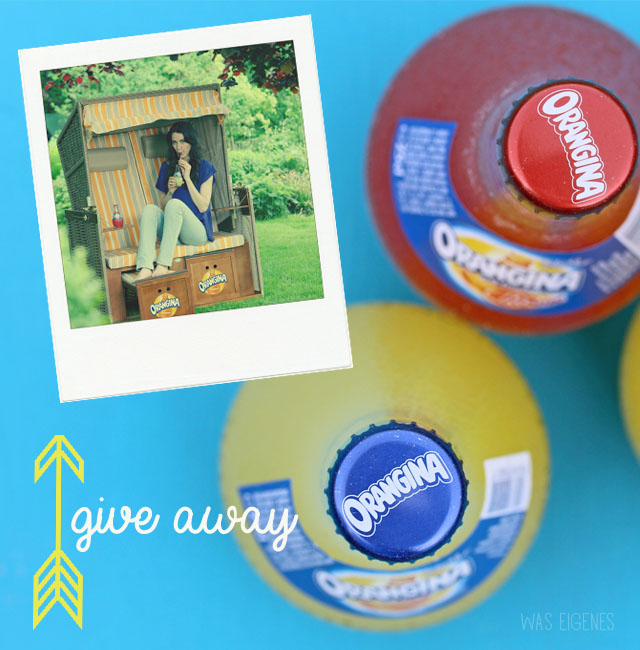 orangina giveaway strandkorb waseigenes 1