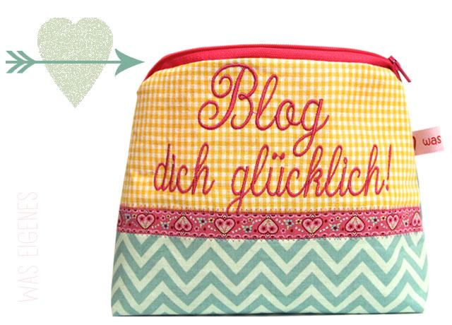 Blog dich gluecklich | happy blogger | waseigenes Schminktaeschchen