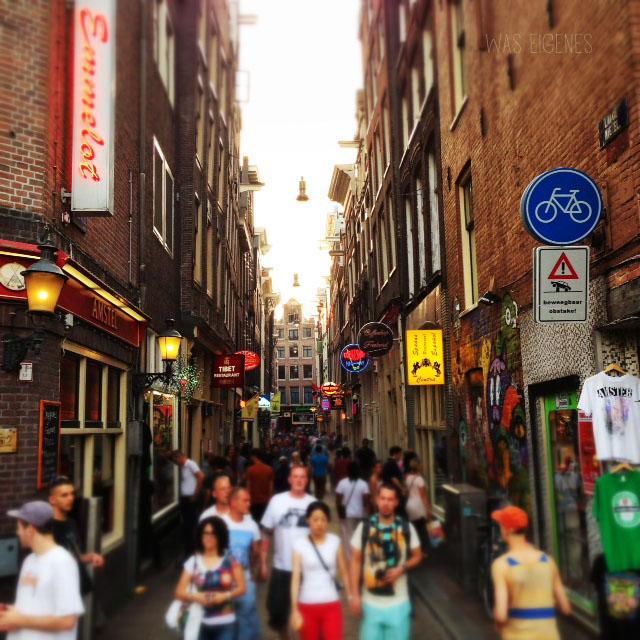 Amsterdam Rotlichtviertel | was eigenes Blog